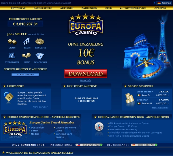 online casino startguthaben casino and gaming