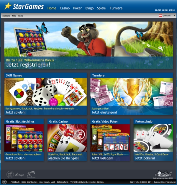 start online casino pearl casino