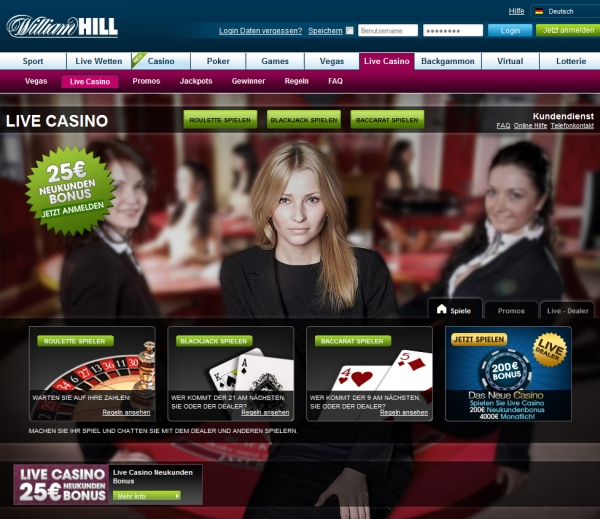 onlinecasino williamhill