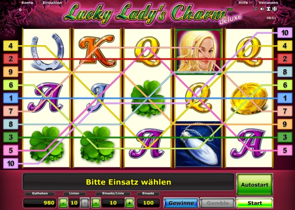 grand online casino lucky lady charme