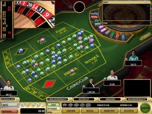 casino club roulette strategie